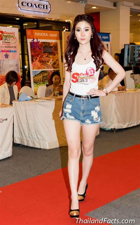 Sweepstakes Girl - beauty contest thailand 2014 scawaii bangkok girls thailand facts