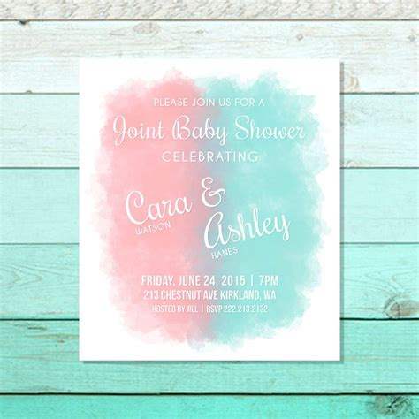 Joint Baby Shower by 17 Best Ideas About Joint Baby Showers On Baby