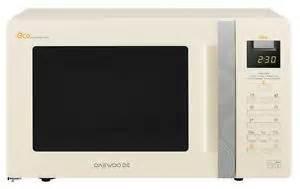 Daewoo Kor6n9rc Digital Microwave 800 Watt 20 Litre Daewoo Kor6a0rc 20 Litre 800w Digital Microwave Ebay