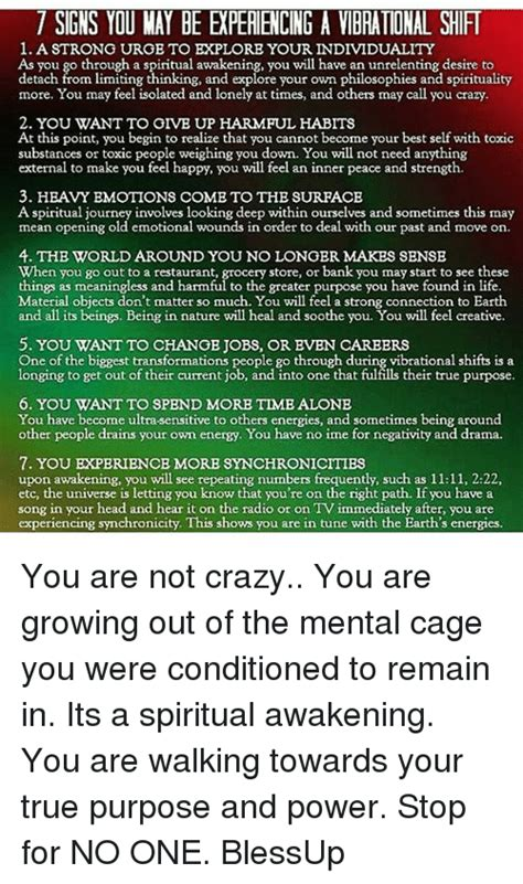 7 Signs You Need To Move Out Of Your Home by 7 Signs You May Be Eperiencing A Vibrational Shift 1 A