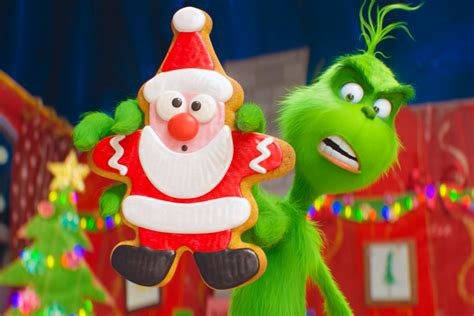 grinch review youre  mediocre   grinch