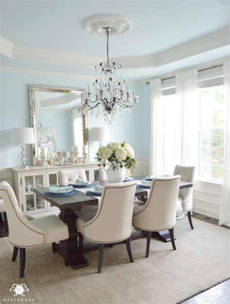 dining room update vertical  horizontal buffet mirror