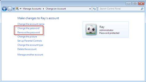 windows 7 reset password administrator account administrator password windows 7 reset