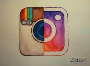 mixing paint instagram watercolor old vs new instagram logo by lidraw on deviantart