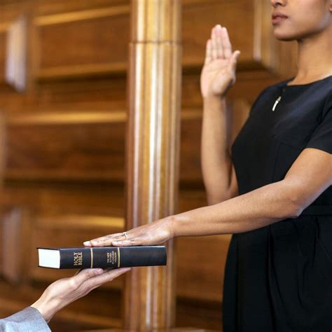 swear on this a novel affirming vs swearing oaths in court