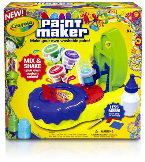 crayola paint maker toys