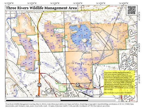 three rivers wma andy arthur org