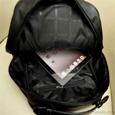 Fashion Bag Jh2015 Colour Black black white irregular contrast color backpack fashion