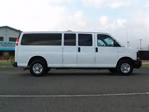 autoland 2008 chevy 15 passenger