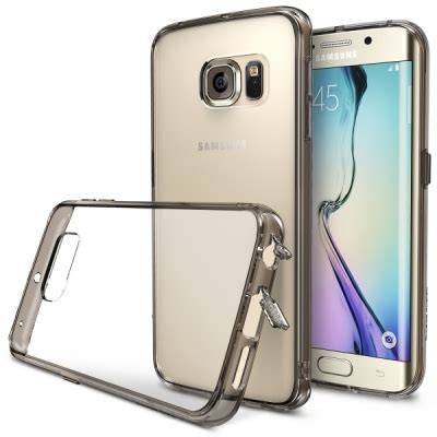 Casing Rearth Ringke Fusion Samsung Galaxy S6 Edge Aksesoris rearth ringke fusion for galaxy s6 s6 edge