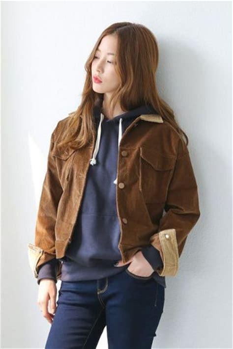 Fashion Style Korean Style Green Blazer เปล ยนล คเป น สาวว นเทจ ด วยไอเท มผ าล กฟ กหลากสไตล