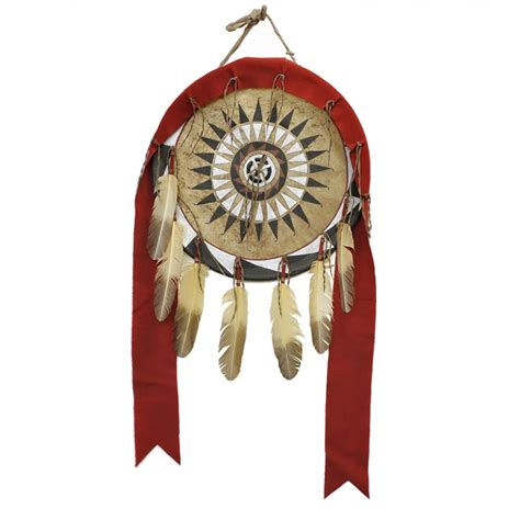 Prairie Home Designs Native American Style War Shields Native American Style