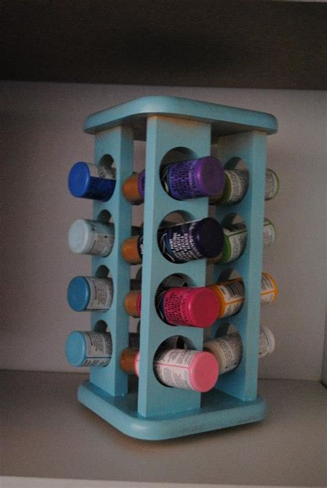 Acrylic Paint Holder Rack by 1000 Images About How To Acrylic Paint On