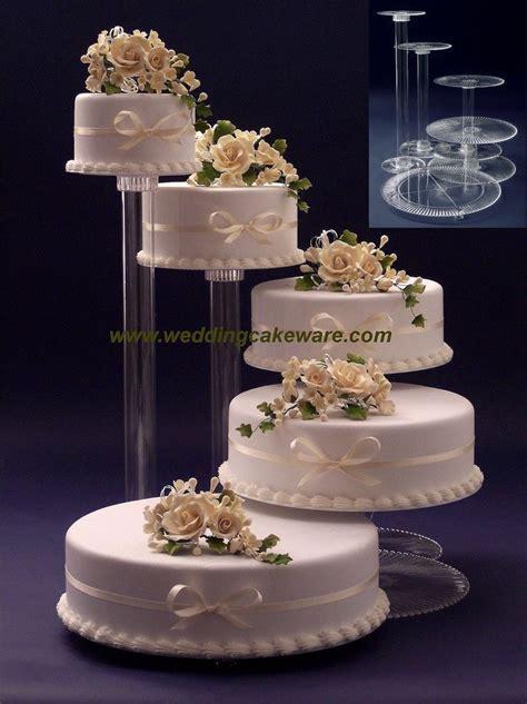 Best 25  Tiered wedding cake stands ideas on Pinterest   4