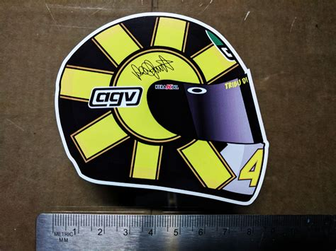 Motogp Helm Sticker by Lovely Moto Gp Decals Honda Motorcycles