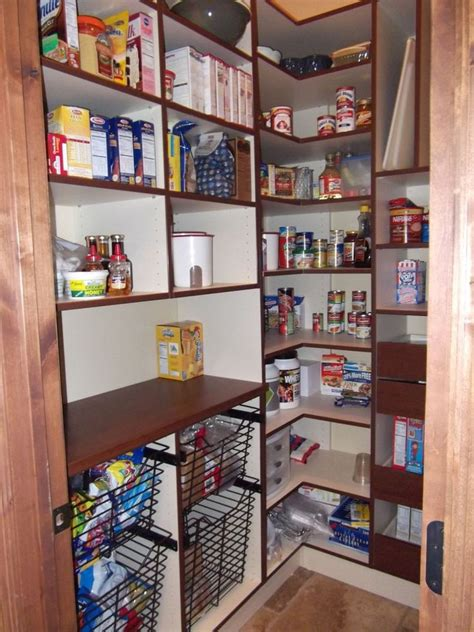 kitchen beautiful and space saving kitchen pantry ideas to improve your kitchen pantry