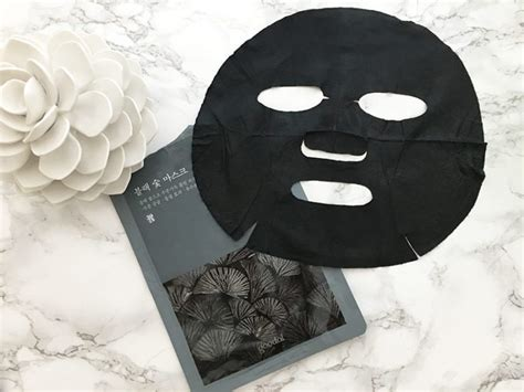 Goodal Black Charcoal Mask 2 Types you to see this to believe it a felon goes sheetfaced