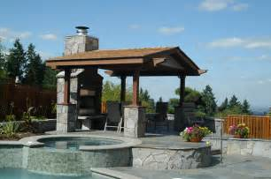 outdoor covered patio structures choosing the right covered structure or pergola design by