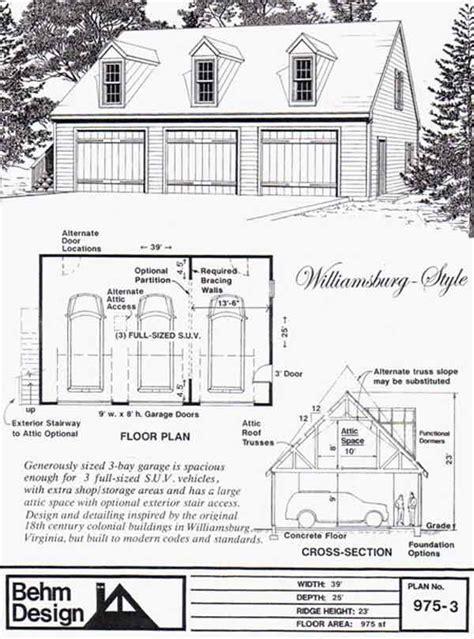 plan 14631rk 3 car garage best 25 3 car garage plans ideas on 5 car