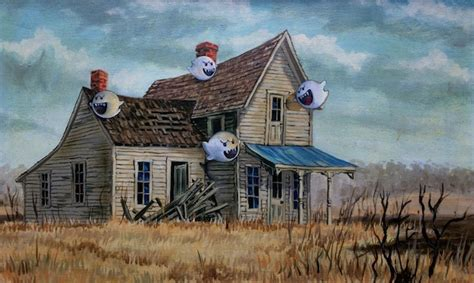 swing house artists more hilarious thrift store paintings altered to give