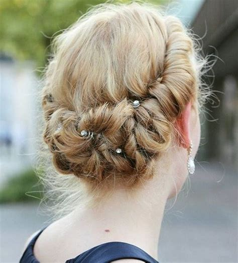 Homecoming Hairstyles For Medium Hair With Bangs by 50 Prom Hairstyles For Hair