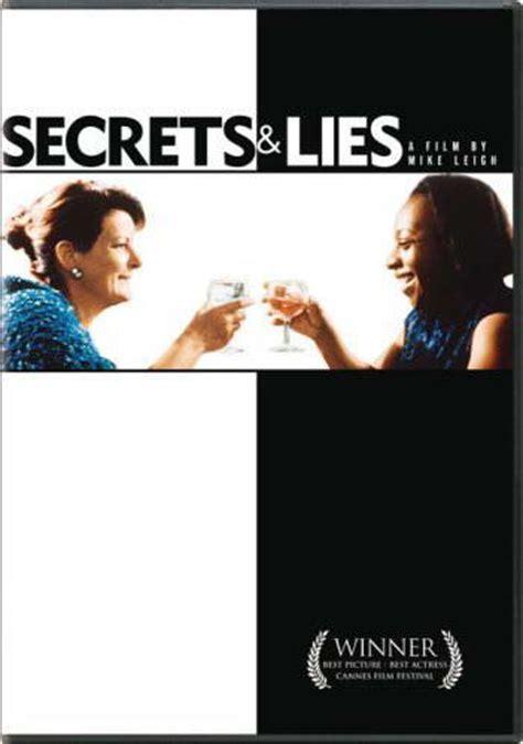 Secrets Lies 1996 Secrets And Lies 1996 On Dvd Blu Ray Copy Reviews