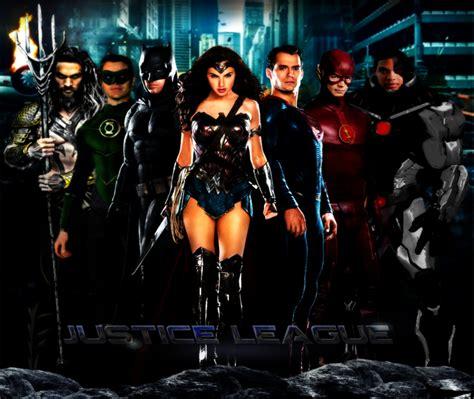 film bioskop justice league justice league movie by arkhamnatic on deviantart
