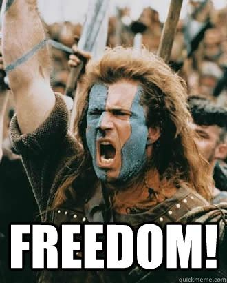 Braveheart Meme - five people who got off lightly for worse crimes than the
