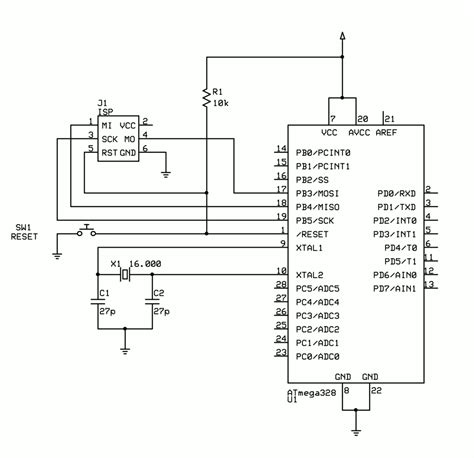 microcontroller avrisp mkii can t connect with target