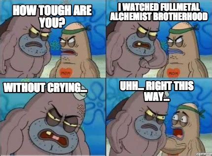 How Meme - meme creator how tough are you uhh right this way
