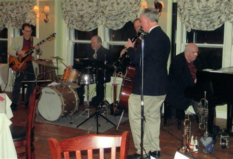 white heat swing orchestra swing times five at the sherborn inn january 31 2012