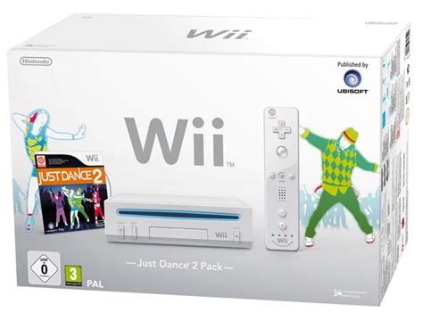 wii console just wii console wit incl just 2 wii kopen