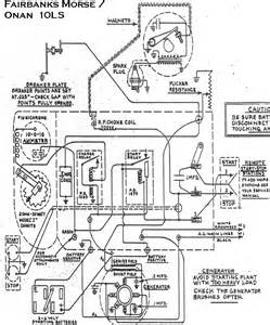 fairbanks morse 1 kw light plant manual