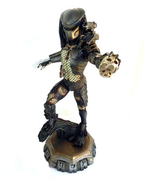 Predator Statue review review sideshow predator statue