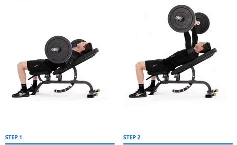 correct incline bench press form shoulders exercises archives gymguider com