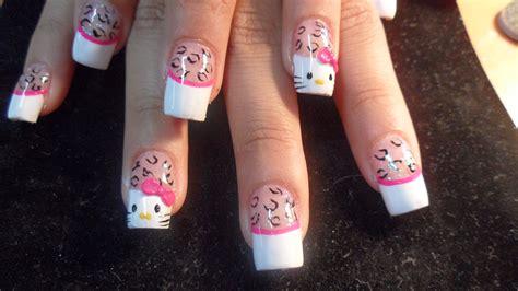 The Nail Hello hello nail designs acrylic nail designs