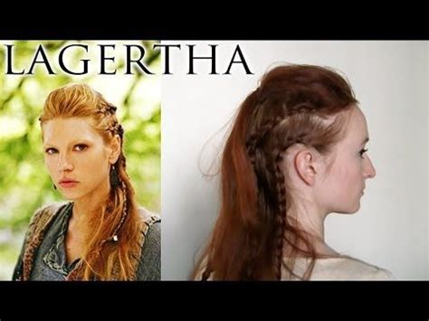 how to do your hair like vikings lagertha 17 best images about viking hair style on pinterest