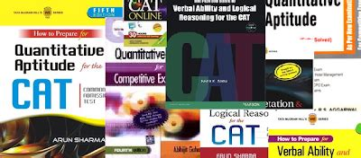 Best Mba Books For Beginners by Recommended Books For Cat Mba Entrance Exams Xat Snap