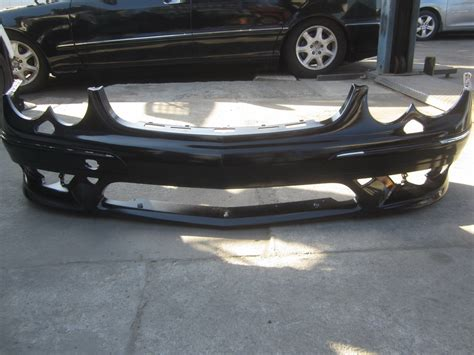 mercedes amg front bumper 2098854525 used auto