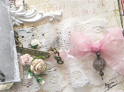 shabby chic layout pure beauty st scrapbook expo