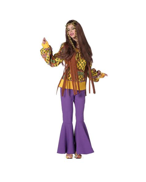 hippie blouse with fringe for carnival horror shop
