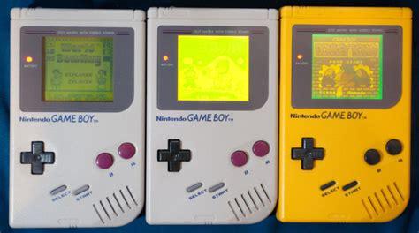 gameboy color backlight backlit boy dmg pocket color buyers guide ebay