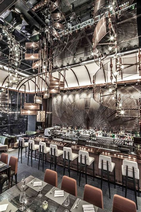 Best Bar Interior Design by 20 Of The World S Best Restaurant And Bar Interior Designs