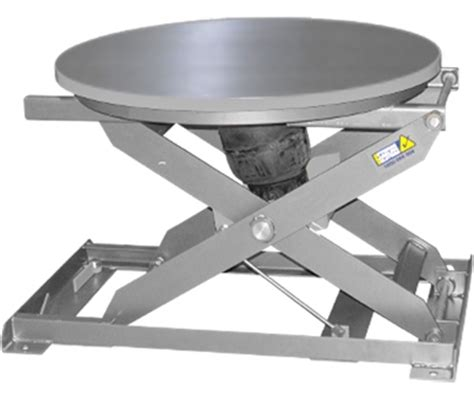 pneumatic lift table optimum handling solutions