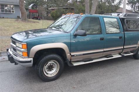 old car repair manuals 1994 chevrolet 3500 parental controls 1994 6 5 turbo diesel chevy chevrolet crew cab k3500 1 ton truck 352 000 miles 5