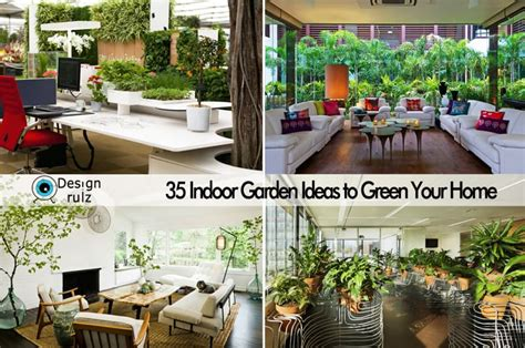 20 awesome indoor patio ideas 35 indoor garden ideas to green your home