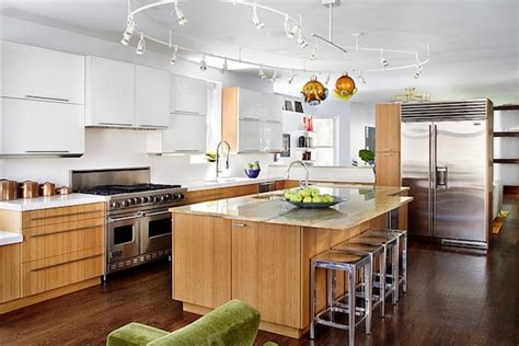 kitchen track lighting pictures helpful tips to light your kitchen for maximum efficiency