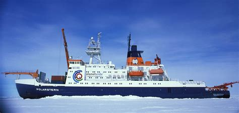 ybw motor boat forum mv polarstern will be frozen in sea ice for a new arctic
