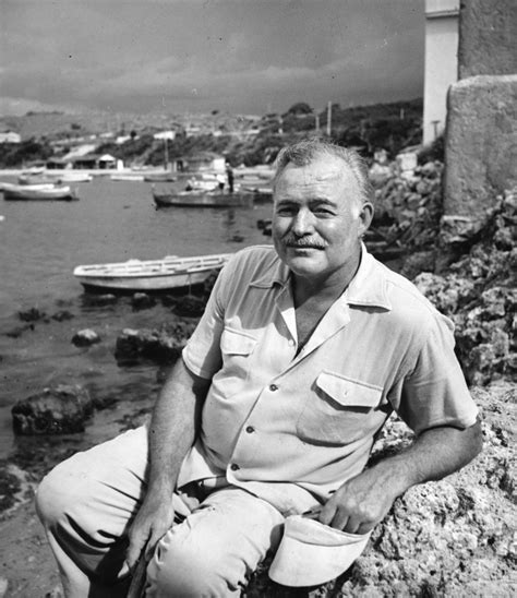 www ernest hemingway biography ernest hemingway in cuba rare photos of a legend in