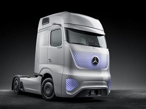 future mercedes truck mercedes future truck 2025 photo gallery autoblog